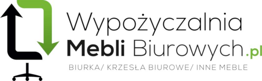 Wypożyczalnia mebli biurowych Logo