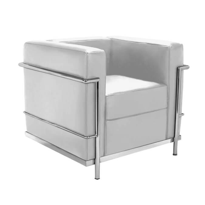 Fotel Le Corbusier Wypożyczalnia mebli biurowych